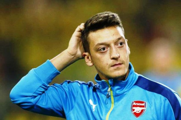 Ozil no longer King of Assists in 2016