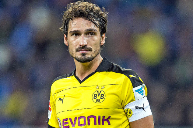 Bayern in negotiation with BVB ace