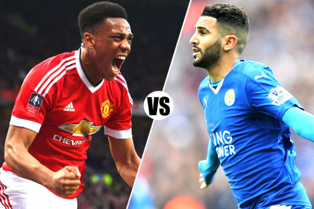 Where to watch Man United vs Leicester City