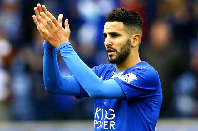 Mahrez ready for Leicester stay