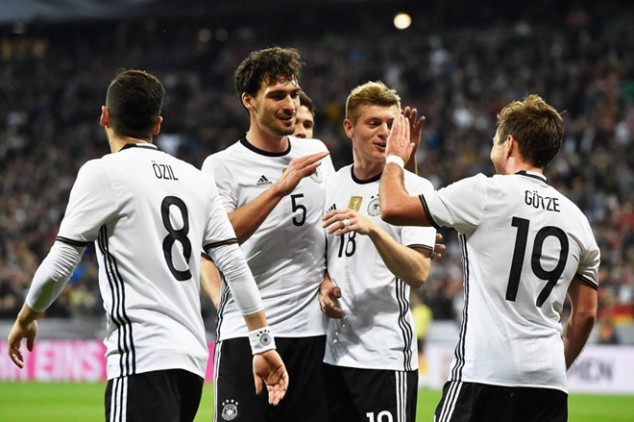 All you need to know about Germany's national team