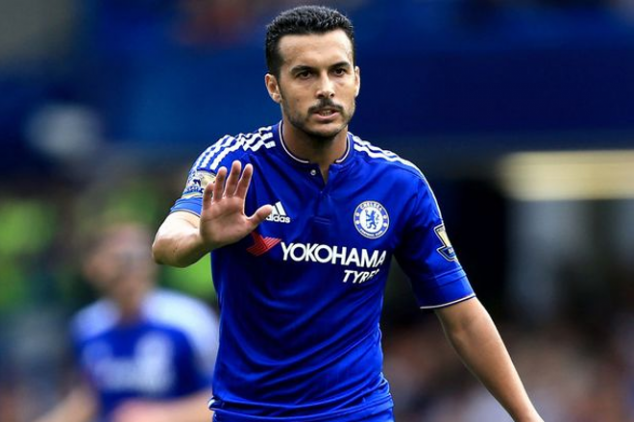 Pedro confesses to difficult time as a Chelsea man