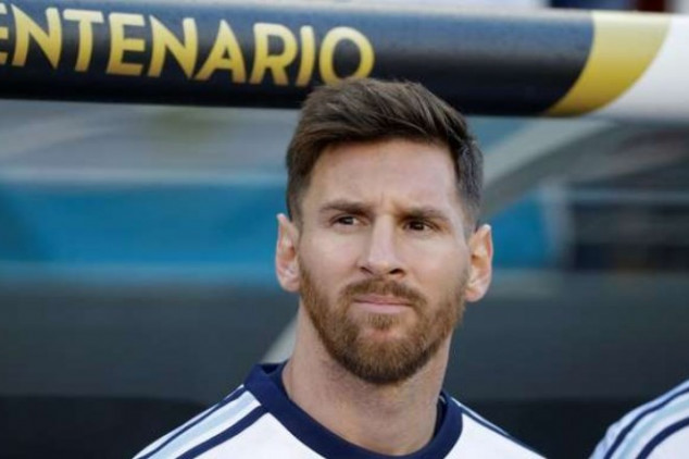Messi will play first Copa América match on Friday