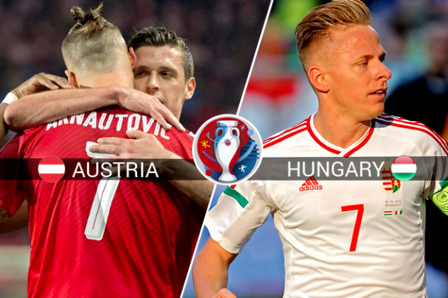 Austria will clash against Hungary on Tuesday