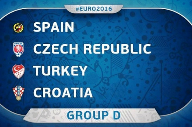 Group D permutations and live stream options