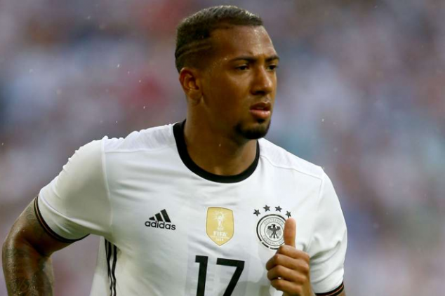 Jerome Boateng is a doubt to face Slovakia
