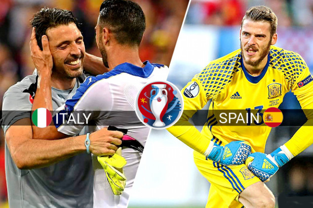 Italy vs Spain live stream & TV info