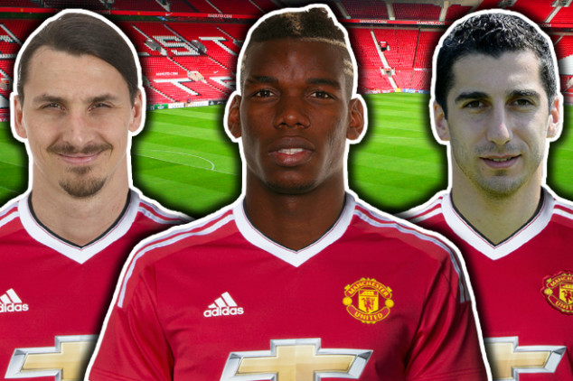 Mourinho closing in on three new signings