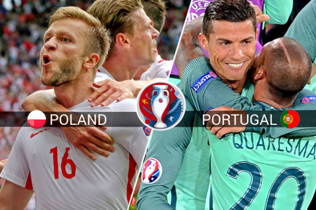 Where to watch Poland vs Portugal