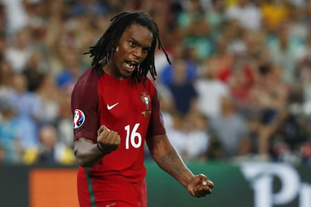 Who is Portugal's starlet Renato Sanches?