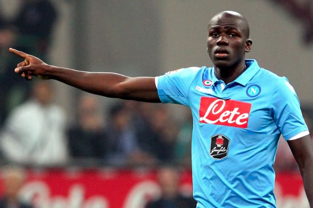 Chelsea close to sign deal with Napoli defender
