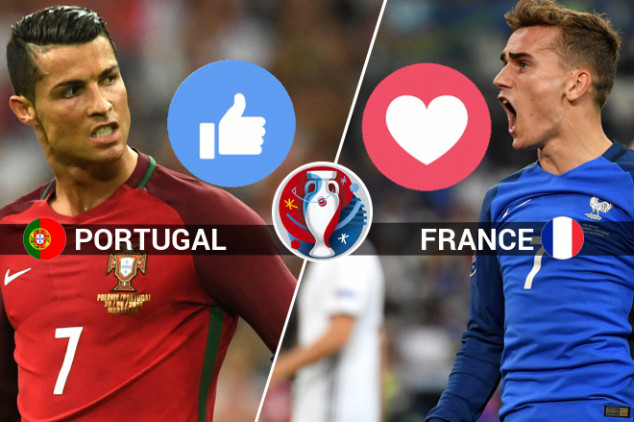 Where to watch the Euro 2016 final