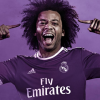 Real Madrid unveil new 2016/2017 kit