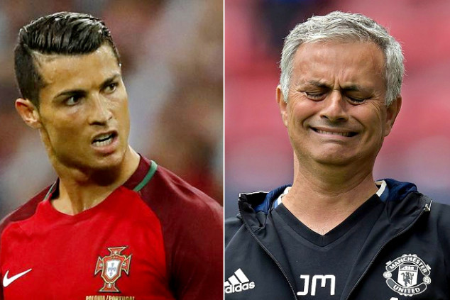 Jose doesn't think Cristiano is one of the best