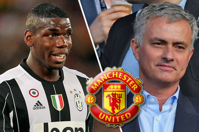 Mourinho coy on Pogba's move to Old Trafford