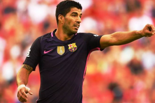 Suárez sent off by LFC fans with standing ovation