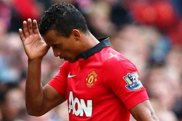 Nani's worst moment of his life was at Man Utd