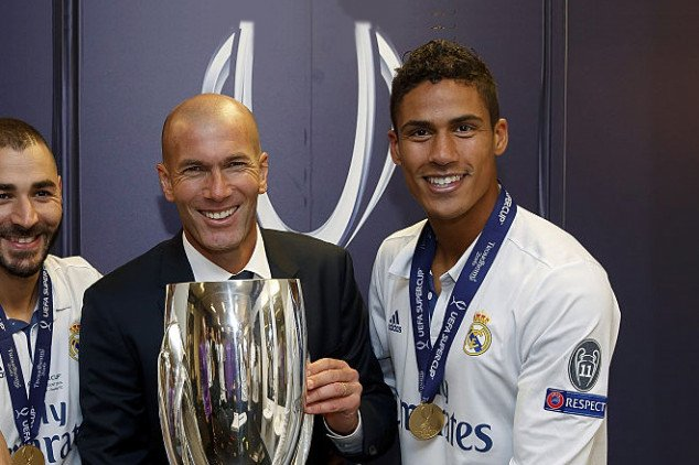 """Varane: Saying """"no"""" to Jose was difficult"""