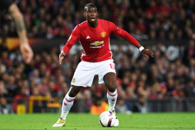 Pogba sets record with Europa League win