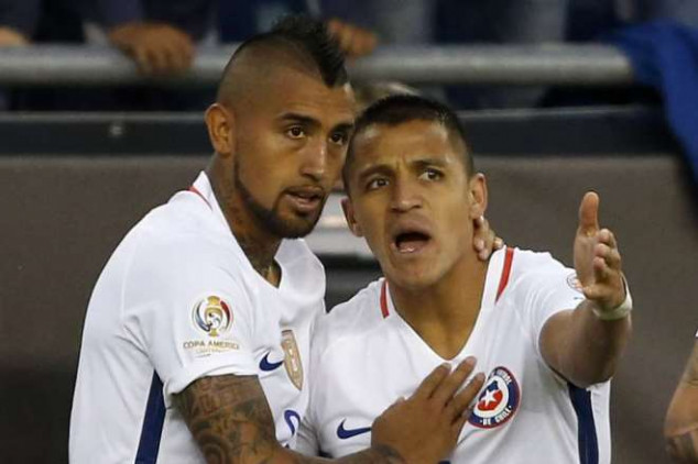 Why is Chile facing an early WC elimination...