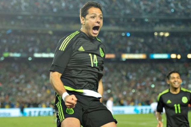 'Chicharito' blasted Mexican media outlets