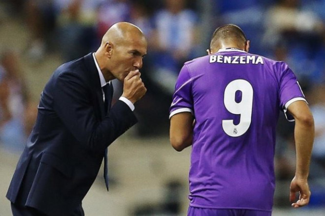 Zidane demands respect for football players