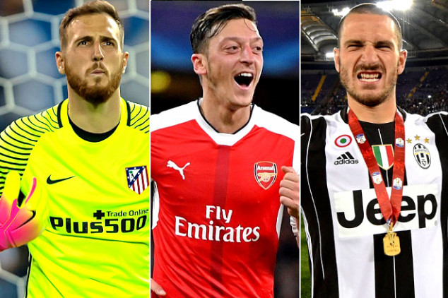 The many problems with the Ballon d'Or nominees