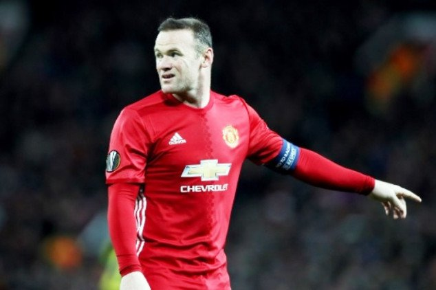 Rooney made history with Fenerbahce goal
