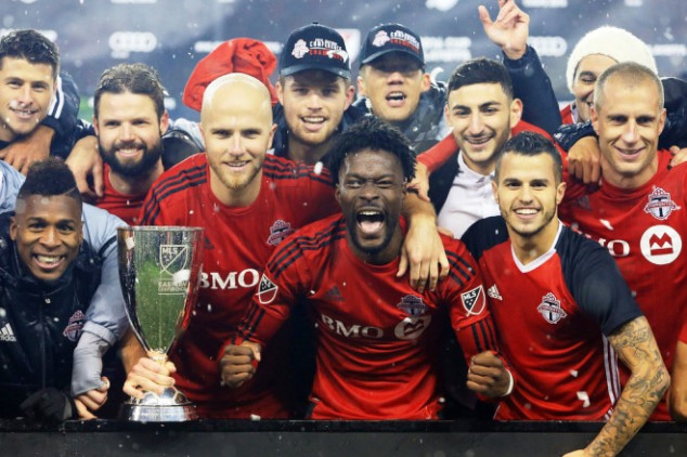 Toronto FC-Montreal Impact viewing on TSN and RDS
