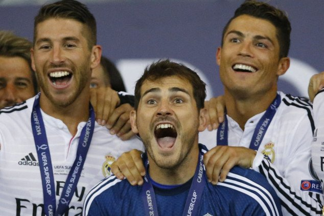Iker omits Real legends from best UCL XI