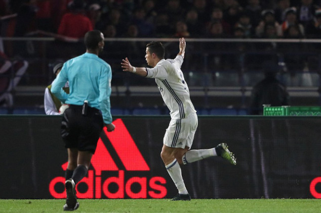 CR7 scores hat-trick in Club World Cup final