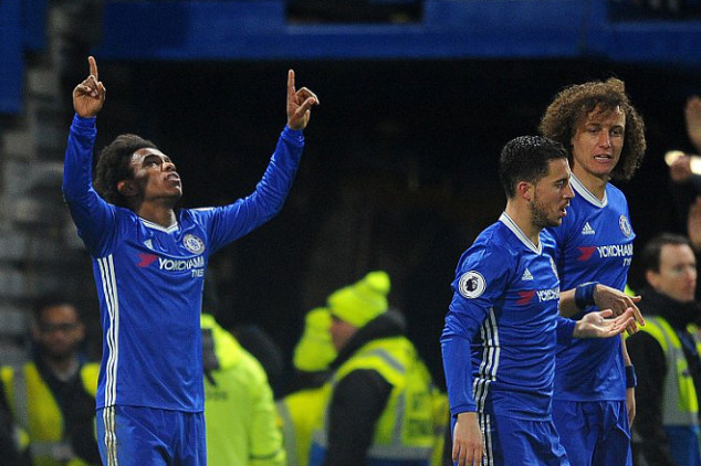 Chelsea tie Arsenal record in six-goal thriller