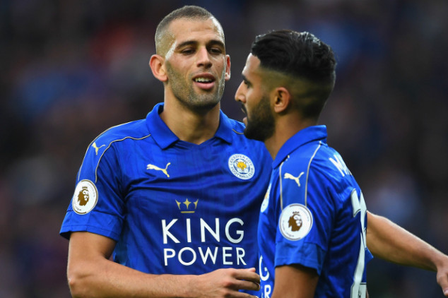 Will Mahrez's or Slimani's absence hurt more?