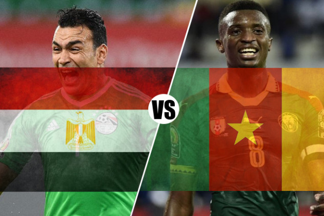 Egypt vs Cameroon viewing info