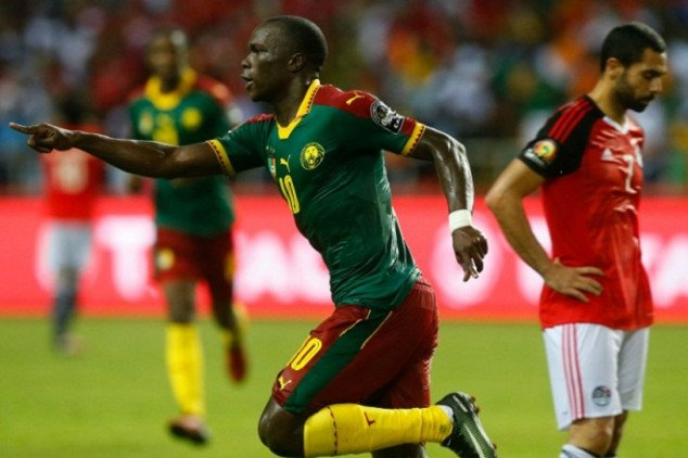 Cameroon topple Ghana in latest AFCON trophy table