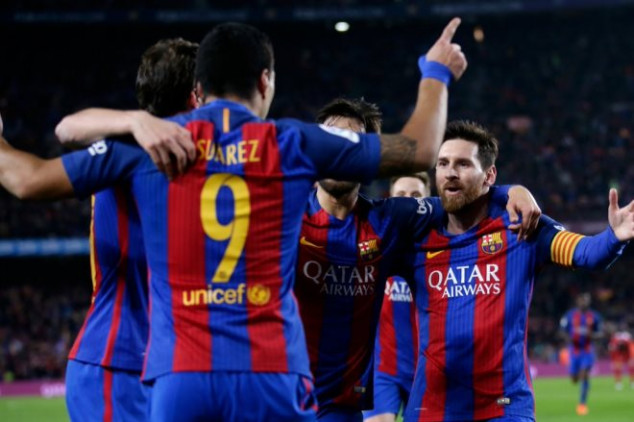 Barcelona matches ancient Copa del Rey record
