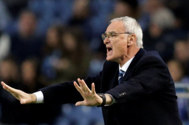 Ranieri issues press release after sacking