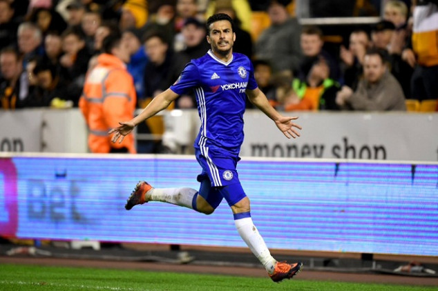 Why Pedro is a new man under Conte [STATS]