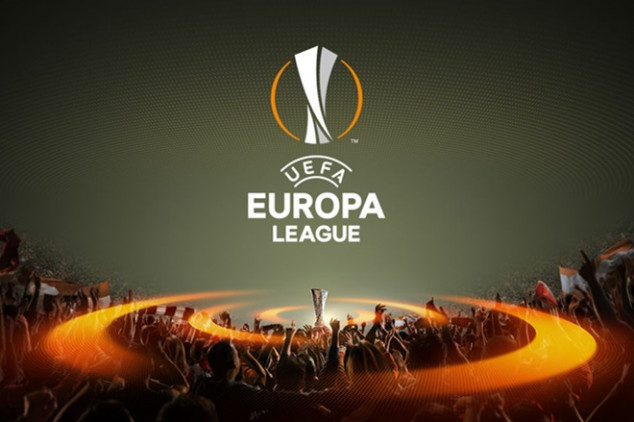Europa League round of 16 US listings