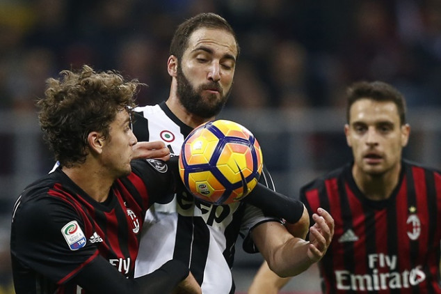Serie A round 28 US listings