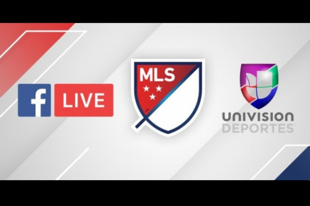 MLS matches to be broadcast on Facebook Live