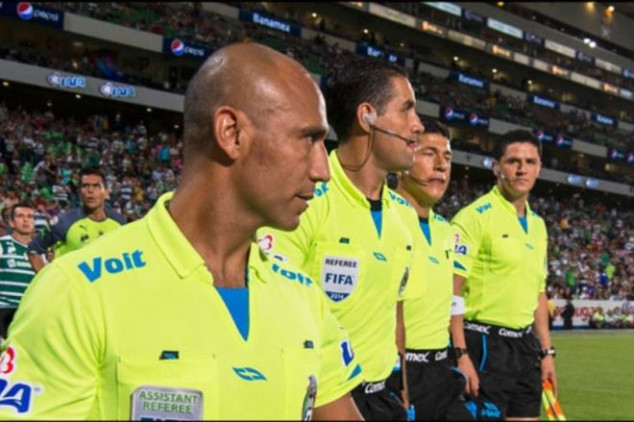 Mexican referees go on strike