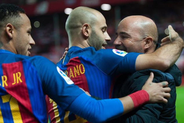 Sampaoli-to-Barca ruled out