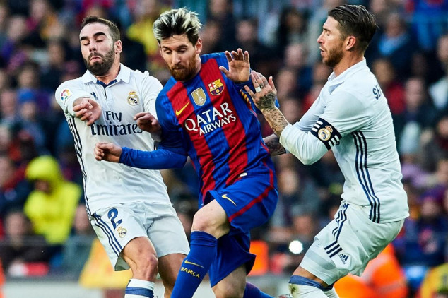 El Clasico time and date confirmed