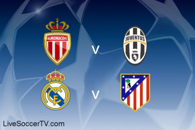 UCL semis draw revealed