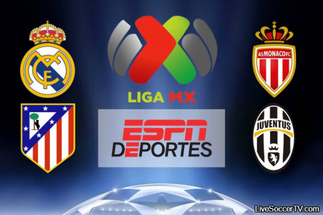 ESPN Deportes' Apr 27-May 3 soccer broadcasts
