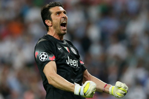 Juve's stats in the UCL semi-finals