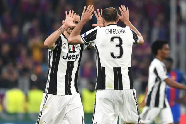 Juve's defense in stats and facts
