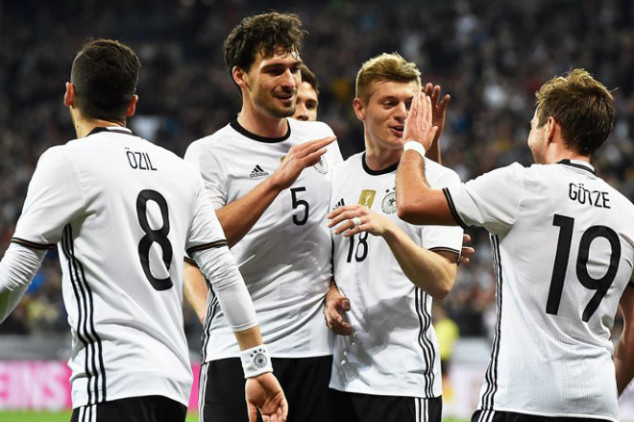 Germany name surprise Confederations Cup squad