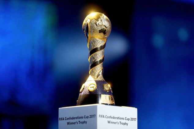 Who are the 2017 Confederations Cup broadcasters?
